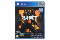 PlayStation Call of Duty: Black Ops 4 [Blu-Ray диск]