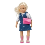 LORI Лялька (15 см) Саванна