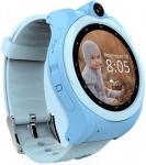 GoGPSme телефон-годинник з GPS трекером K19 [K19BL]