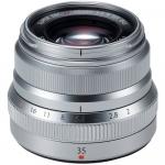 Fujifilm XF 35mm F2.0 [Silver]