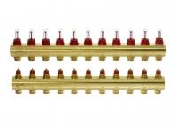 Danfoss Колектор FHF 11+11 з ротаметрами