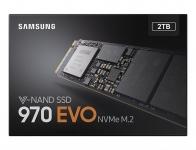 Samsung 970 EVO NVMe M.2 [MZ-V7E2T0BW]