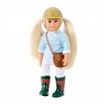 LORI Лялька (15 см)  Жокей Евелін