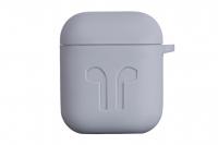 2E Pure Color Silicone Imprint (1.5mm) для Apple AirPods [2E-AIR-PODS-IBSI-1.5-GR]