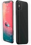 Baseus Набор защитных стекол для iPhone XS Max 0.3mm Front + Back, Transparent