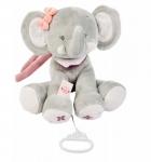 Nattou з музикою слоненя Адель (28 см)