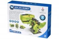 Same Toy Робот-конструктор - Дінобот 4 в 1 на сонячній батареї
