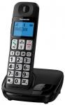 Panasonic KX-TGE110UCB Black