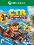 Xbox One Crash Team Racing [Blu-Ray диск]