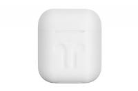 2E Pure Color Silicone Imprint (3.0mm) для Apple AirPods [2E-AIR-PODS-IBPCSI-3-WT]