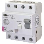 ETI Реле диференціальне (УЗО) EFI-4 40/0,1 тип AC (10kA)