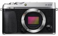 Fujifilm X-E3 body [Silver]