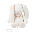 Nattou з музикою кролик Мія (28 см)