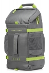"HP Odyssey Sport Backpack 15.6"" [green/gray]"