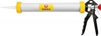 Topex 21B360 Пiстолет для герметикiв, 600 мл