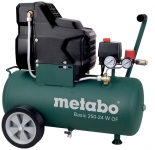 Metabo Basic 250-24 W OF безмасляный