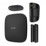 Ajax Комплект охоронної сигналізації StarterKit Plus чорний