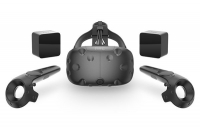 HTC VIVE (1.0) Black [99HALN067-00]