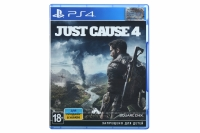 PlayStation Just Cause 4 [Blu-Ray диск]