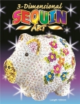 Sequin Art Набір для творчості 3D Pig
