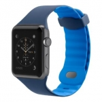 Belkin Sport Band для Apple Watch (38mm) [Синій]