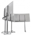 Playseat Панорамна стійка для ТВ TV Stand - PRO 3S