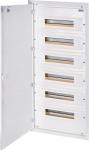 ETI Щит металлопластиковый ERP 18-6 (внутренний, 6х18мод, дверь белая, IP40)