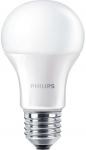 Philips LEDBulb E27 8-70W 230V 3000K A60