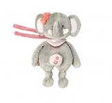 Nattou з музикою слоненя Адель (24 см)