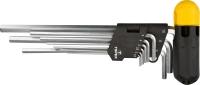 Topex 35D962 Ключi шестиграннi HEX 1.5-10 мм, набiр 9 шт.