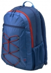 HP Active 15.6 [Blue/Red Backpack]