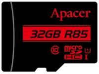 Apacer microSDXC/SDHC UHS-I U1 Class 10 [AP32GMCSH10U5-R]