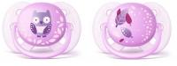 Avent ортодонтична для дівчаток Ultra Soft 2 шт 0+