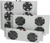 MIRSAN Вент. панель 2 вент., термостат в компл. RAL 7035