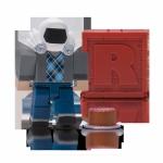 Jazwares Ігрова колекційна фігурка Roblox Mystery Figures Brick S4