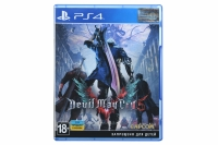 PlayStation Devil May Cry 5 [Blu-Ray диск]