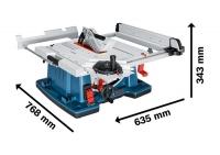 Bosch Professional GTS 10 XC