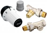 Danfoss Комплект термостатичний RAS-C + RA-FN + RLV-S 1/2