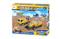 Same Toy Магнітний конструктор - Машина