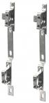 Danfoss Комплект кронштейнів FHF-MB, для підключення колекторів, 2шт