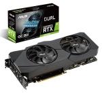 ASUS GeForce RTX2080 SUPER 8GB GDDR6 DUAL EVO OC