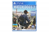 PlayStation Watch Dogs 2 [Blu-Ray диск]