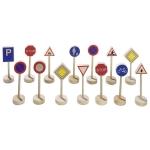goki Ігровий набір - Дорожні знаки