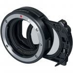 Canon EF - EOS R Drop-In Filter Mount Adapter