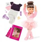 Our Generation Лялька DELUXE - Сідней Лі (46 см)