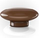 Fibaro Розумна кнопка The Button, Z-Wave, 3V ER14250, коричнева