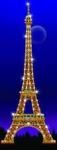 Sequin Art Набір для творчості STRICTLY Eiffel Tower