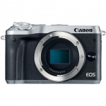 Canon EOS M6 Body [Silver]