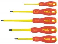 Neo Tools 04-220 Викрутки (1000 В), набiр 5 шт