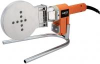 Neo Tools 21-002 Паяльник для пластикових труб, 1200 Вт, 16- 110мм, PTFE-покриттие, 260°С, 6.9кг, кейс